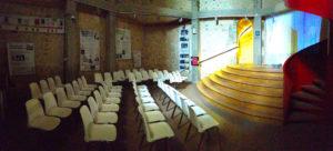 salle conférence média