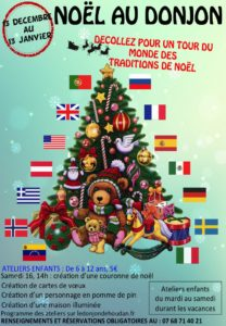 Affiche de Noël 2017